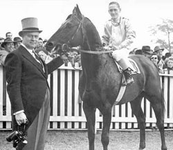Epic was E.P. Taylor's first King's Plate victory in 1949