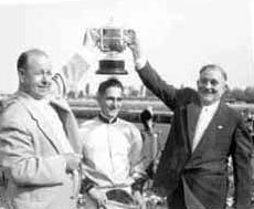 Collisteo's 1954 win was a crowning glory