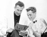 Seeking a winner? Ron Turcotte and Merrill