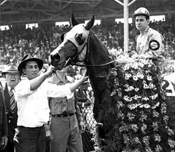 CFRB 1943 Triple Crown champion Count Fleet