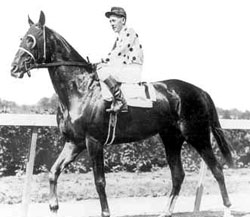 Belair Stud Stable's 1935 Triple Crown winner Omaha