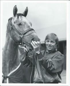 Phil England with Benburb - Burns