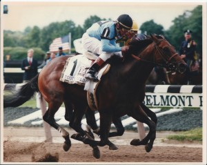 Touch Gold - Belmont Stakes - Sikura bred