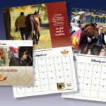 calendar page samples