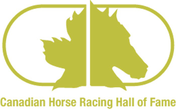 Canadian Horse Racing Hall of Fame logo