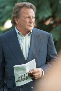 Eugene Melnyk (Photo by Dave Landry)