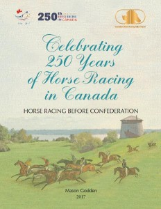 Horse Racing Before Confederation Cover